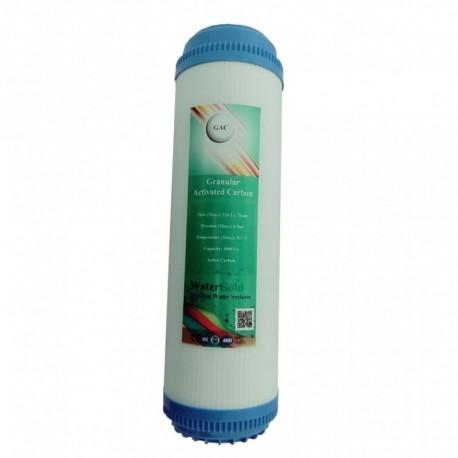 "WaterGold Su Arıtma Cihazı Granül Aktif Karbon Filtre 10"" inç"