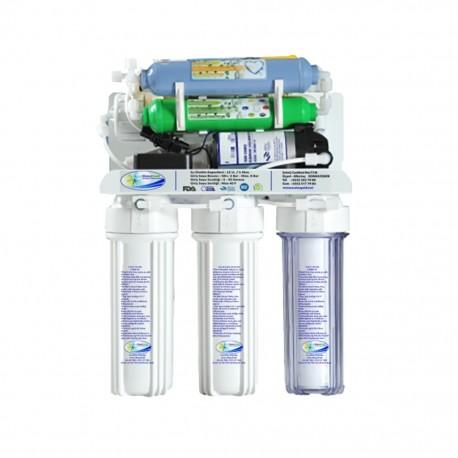 WaterGold Aqua 8 Filtreli Pompalı Su Arıtma Cihazı