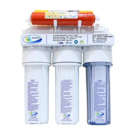 WaterGold Aqua 7 Filtreli Su Arıtma Cihazı