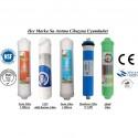 Su Arıtma 5 Mikron, CTO, 1 Mikron, Membran ve Alkalin Filtre Seti