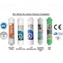Su Arıtma 5 Mikron, GAC, CTO, Post Karbon ve Alkalin Filtre Seti