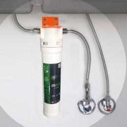 Lavabo Tezgahı Evye Altı Pislik Önleyici Musluk Batarya Filtresi