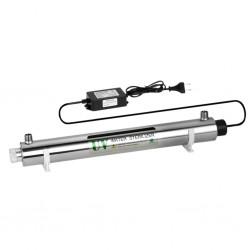 UV sterilizatör dezenfeksiyon sistemi, su arıtma için