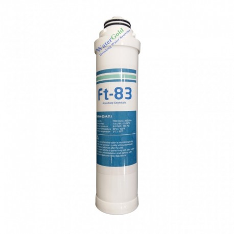Su Arıtma Cihazı Tak Çevir GAC Aktif Karbon (Waterlife)