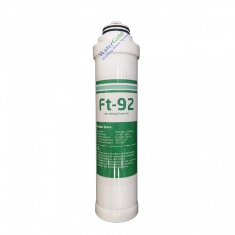 Su Arıtma Cihazı Tak Çevir CTO Aktif Karbon Filtre (Waterlife)
