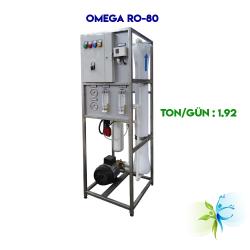 WaterGold Endüstriyel Su Aritma Cihazı OMEGA RO-80 Serisi-Ton/Gün 1.92