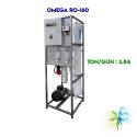 WaterGold Endüstriyel Su Aritma Cihazı OMEGA RO-160 Serisi-Ton/Gün 3.84
