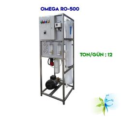 WaterGold Endüstriyel Su Aritma Cihazı OMEGA RO-500 Serisi Litre/Saat 500