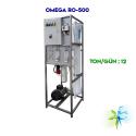 WaterGold Endüstriyel Su Aritma Cihazı OMEGA RO-500 Serisi -Ton/Gün 12