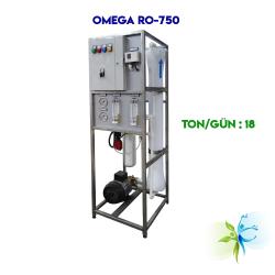 WaterGold Endüstriyel Su Aritma Cihazı OMEGA RO-750 Serisi Litre/Saat 750