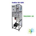 WaterGold Endüstriyel Su Aritma Cihazı OMEGA RO-1250 Serisi -Ton/Gün 30