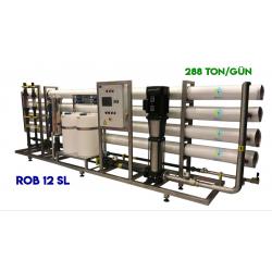 WaterGold Endüstriyel Su Aritma Cihazı RO 12 SL Serisi