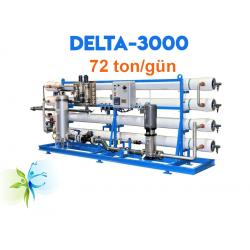 WaterGold Endüstriyel  Su Aritma Cihazi Delta-3000 Serisi