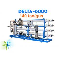 WaterGold Endüstriyel  Su Aritma Cihazi Delta-6000 Serisi