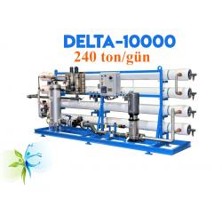WaterGold Endüstriyel  Su Aritma Cihazi Delta-10000 Serisi