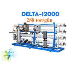WaterGold Endüstriyel  Su Aritma Cihazi Delta-12000 Serisi