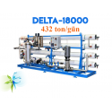 WaterGold Endüstriyel  Su Aritma Cihazi Delta-18000 Serisi- 432 Ton/Gün