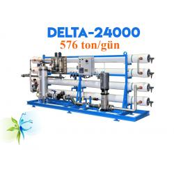 WaterGold Endüstriyel  Su Aritma Cihazi Delta-24000 Serisi