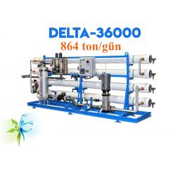 WaterGold Endüstriyel  Su Aritma Cihazi Delta-36000 Serisi