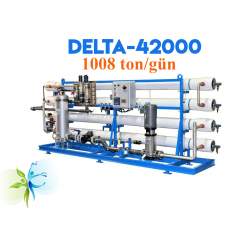 WaterGold Endüstriyel  Su Aritma Cihazi Delta-42000 Serisi