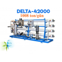 WaterGold Endüstriyel  Su Aritma Cihazi Delta-42000 Serisi-1008 Ton/Gün