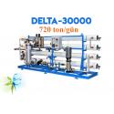 WaterGold Endüstriyel  Su Aritma Cihazi Delta-30000 Serisi- 720 Ton/Gün