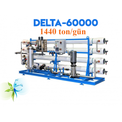 WaterGold Endüstriyel  Su Aritma Cihazi Delta-60000 Serisi