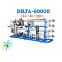 WaterGold Endüstriyel  Su Aritma Cihazi Delta-60000 Serisi-1440 Ton/Gün