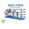 WaterGold Endüstriyel  Su Aritma Cihazi Delta-72000 Serisi-1728 Ton/Günlük