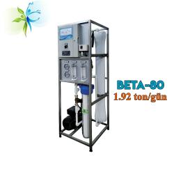 WaterGold Endüstriyel Su Aritma Cihazi Beta-80 Serisi- 1.92 Ton/Gün