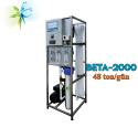 WaterGold Endüstriyel  Su Aritma Cihazi Beta-2000 Serisi-48 Ton/Gün