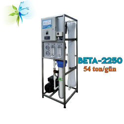 WaterGold Endüstriyel  Su Aritma Cihazi Beta-2250 Serisi-54 Ton/Gün
