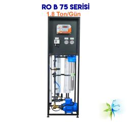 WaterGold Endüstriyel  Su Aritma Cihazi  RO B 75  Serisi-RO B Serisi-1.8 Ton/Gün