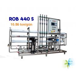WaterGold Endüstriyel Su Aritma Cihazı ROB 440S Serisi-10.56 Ton/Gün