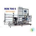 WaterGold Endüstriyel Su Aritma Cihazı ROB 700S Serisi--16.8 Ton/Gün
