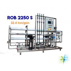 WaterGold Endüstriyel Su Aritma Cihazı ROB 2250S Serisi