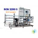 WaterGold Endüstriyel Su Aritma Cihazı ROB 2250S Serisi- 32.4 Ton/Gün