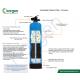 Watergold Su Aritma  Sistemleri FC 200-1 1-2 (21X62) Model  Endustriyel Multi Medya Aktif Karbon Filtre Sistemi-66 ton/gün