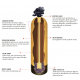 Watergold Su Aritma Cihazi Endüstriyel Kum Filtrasyon Sistemi FQ 100-1 Modeli-14X65-FRP Tank