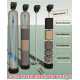 Watergold FCY 600-2 (36x72) Model Yüzey Borumalı Multimedya Kum Filterasyon Sistemi- 198 ton/gün