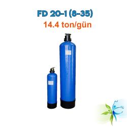 Watergold FD 20-1 Serisi(8-35)  Yarı Otomatik Dolamit Sistemleri