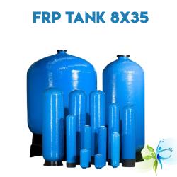 Watergold 8x35 Su Artıma  FRP Basınç Tankı