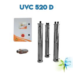 Watergold UVC 520 D Model  Dijital Multi Ultraviyole Su  Arıtma Sistemi