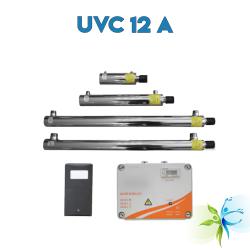 Watergold UVC 12 A Model  Mono Lamba Ultraviyole Su Arıtma Sistemi