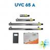 Watergold UVC 65 A Model  Mono Lamba Ultraviyole Su Arıtma Sistemi