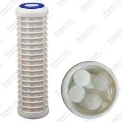 Kireç Kırıcılı Yıkanabilir Su Arıtma Cihazı Tortu Filtre Kartuşu