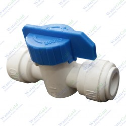 Su Arıtma Cihazı Küresel Ara Vana Plastik