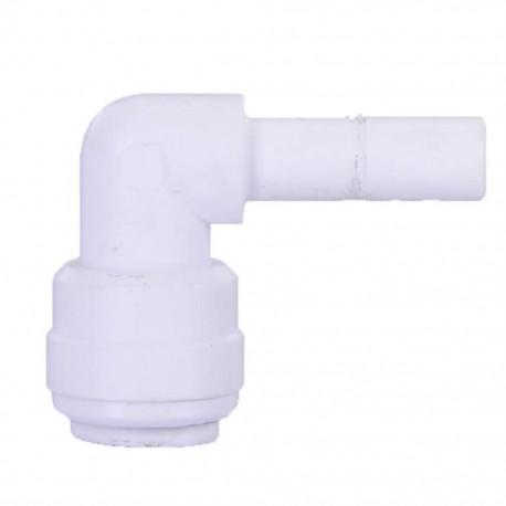 Su Arıtma Cihazı Dirseği 10 mm Boru x 10 mm Quick Geçme