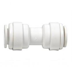 Su Arıtma Cihazı Ara Bağlantı Nipeli 1/4 x 1/4 inç Quick