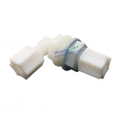 Su Arıtma Cihazı Perde Geçiş Nipeli 1/4 x 1/4 inç Jaco